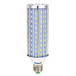 povoljno LED klipaste žarulje-brelong 1 kom 25w 140led smd5730 kukuruzno svjetlo ac85-265v bijelo svjetlo toplo bijelo e14e27b22