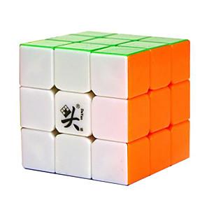 ieftine Cuburi Magice-Magic Cube IQ Cube DaYan 3*3*3 Cub Viteză lină Cuburi Magice Alină Stresul puzzle cub nivel profesional Viteză Profesional Clasic & Fără Vârstă Pentru copii Adulți Jucarii Băieți Fete Cadou