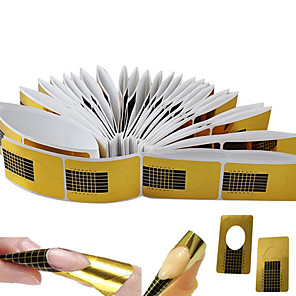 ieftine Îngrijire Unghii-100pcs Unelte pentru unghii Pentru Durabil nail art pedichiura si manichiura Simplu / Clasic Zilnic