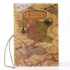 ieftine Organizatoare Birou-Geantă Pașaport & ID Husă Pasaport Impermeabil Portabil Rezistent la Praf Depozitare Călătorie pentru Impermeabil Portabil Rezistent la