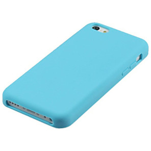 ieftine Carcase iPhone-Maska Pentru iPhone 5 / Apple iPhone SE / 5s / iPhone 5 Anti Șoc Capac Spate Mată Moale Silicon