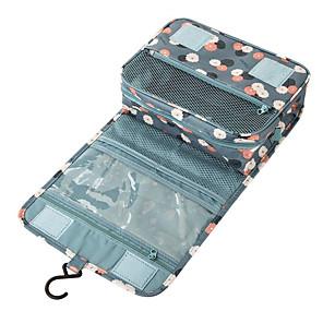 ieftine Produse Fard-1 buc Geantă Călătorie Organizator de călătorii Organizator Bagaj de Călătorie Capacitate Înaltă Impermeabil Rezistent la Praf pentru Haine Dacron Material Textil / Unisex / Durabil