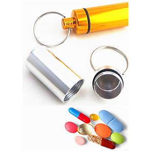 ieftine Sănătate Călătorie-Cilindric MetalPistol Aluminiu Calitate superioară Pentru Gril pe Kamado  Breloc