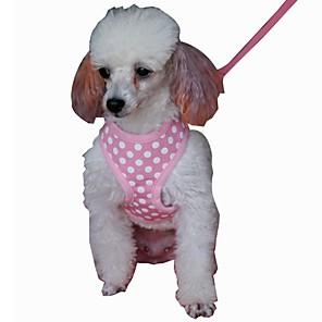 ieftine Ustensile & Gadget-uri de Copt-Câine Hamuri Lese Respirabil Ajustabile / Retractabil Απαλό Mată Material Textil Plasă Verde Albastru Roz
