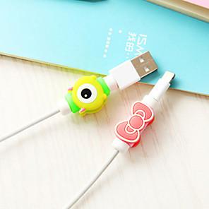 ieftine Lasere-Protector cablu de desene animate (1 buc)
