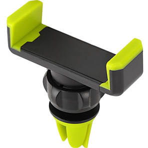 ieftine Imbracaminte & Accesorii Căței-mașină universală / telefon mobil aerisire suport suport suport 360 ° rotație universal / telefon mobil suport ABS