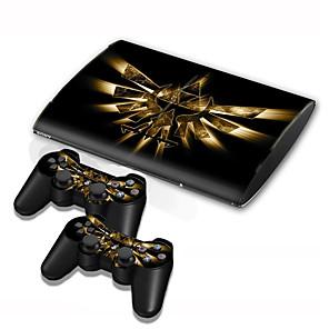ieftine Accesorii PS3-B-SKIN B-SKIN USB Acțibild Pentru Sony PS3 . Novelty Acțibild Vinil 1 pcs unitate
