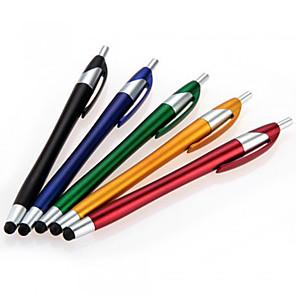 ieftine Decorațiuni Mobil-szkinston 5-in-1 noua serie stil capacitiv stylus punct ecran tactil pix stilou capacitate pentru iPhone / iPod / iPad / Samsung și alte