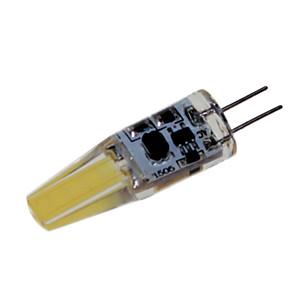 ieftine Becuri LED Bi-pin-breung 1 buc. g4 3w luminos porumb dimmable porumb ac12v alb cald alb