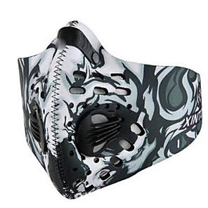 ieftine Cercei-XINTOWN Face Mask Impermeabil Rezistent la Vânt Respirabil Antistatic Frecare Redusă Bicicletă / Ciclism Roșu-aprins Portocaliu Albastru piscină Iarnă pentru Alpinism Fitness Ciclism / Biciclet