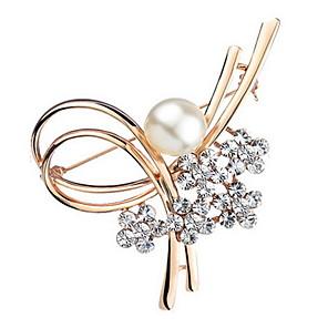 ieftine Ustensile & Gadget-uri de Copt-Pentru femei Broșe femei Broșă Bijuterii Auriu Pentru Zilnic Casual