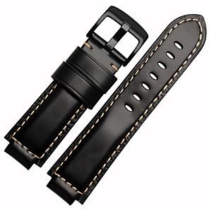 hesapli Garmin İçin Saat Kordonları-Watch Band için Vivoactive HR Garmin Spor Bantları Metal / Deri / Kauçuk Bilek Askısı