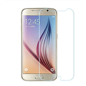 Недорогие Защитные плёнки для экранов Samsung-Защитная плёнка для экрана для Samsung Galaxy S7 edge / S7 / S6 edge plus Закаленное стекло Защитная пленка для экрана
