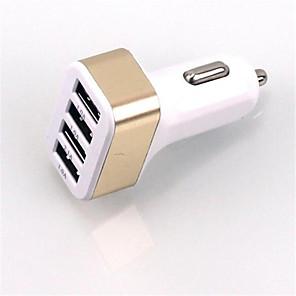 ieftine Încărcătoare Auto-Încărcător de Mașină Încărcător USB Universal Multi Porturi 4 Porturi USB 5.1 A DC 12V-24V pentru