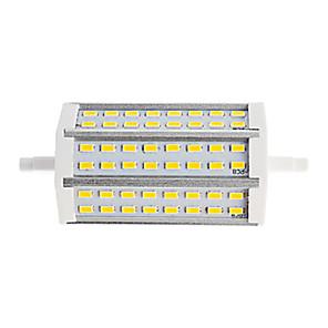 ieftine Lumini Tub LED-1 buc 15 W Neoane 1200 lm R7S T 48 LED-uri de margele SMD 5730 Dual-Cap Alb Cald Alb Rece 85-265 V / 1 bc / RoHs
