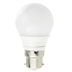 ieftine Becuri LED Glob-1 buc 3w b22 cob bec cu LED-uri ac / ac 12 - 24v / ac 220V lampă de economisire a energiei de uz casnic