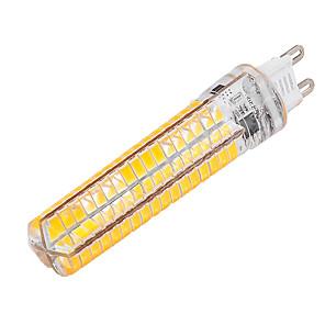 ieftine Becuri LED Corn-1 buc 10 W Becuri LED Corn 1000-1200 lm G9 T 136 LED-uri de margele SMD 5730 Intensitate Luminoasă Reglabilă Decorativ Alb Cald Alb Rece 85-265 V / 1 bc / RoHs
