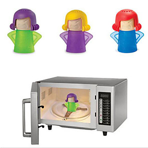 ieftine Ustensile Bucătărie & Gadget-uri-cu microunde de curățare furios cuptor cuptor cu aburi mama