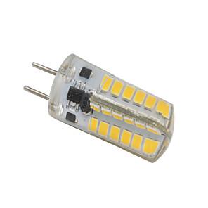 ieftine Becuri LED Bi-pin-4 W Becuri LED Bi-pin 350-380 lm GY6.35 T 48 LED-uri de margele SMD 2835 Decorativ Alb Cald 12 V / 1 bc