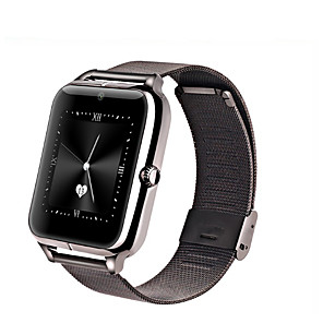 cheap Bakeware-Z50 3G/WiFi Smart Watch Bluetooth Fitness Tracker Support Notify/ Heart Rate Monitor/ SIM-card Sports Smartwatch Compatible Apple/ Samsung/ Android Phones
