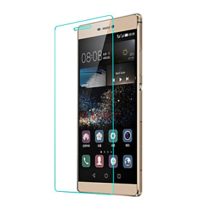cheap HTC Screen Protectors-Screen Protector for Huawei Huawei P8 Lite Tempered Glass 1 pc High Definition (HD)