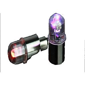ieftine Motociclete de Iluminat-Coloful LED Lamp roți pentru mașini Închirieri biciclete Motociclete