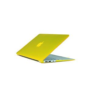 ieftine Carcase iPhone-MacBook Carcase Carcase integrale Mată / Transparent ABS pentru MacBook Pro 13-inch / MacBook Air 11-inch / MacBook Pro Retina kijelzős, 13 hüvelyk