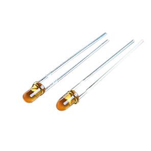 ieftine Diode-3mm a condus diode - (rosu + galben + albastru + alb + verde + portocaliu) (120 buc)