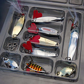 billiga Fiskebeten och flugor-9 pcs Mjukt bete Fiskbete Mjukt bete Multifunktion Sjunker Bass Forell Gädda Kastfiske Generellt fiske Mjuk plast PE