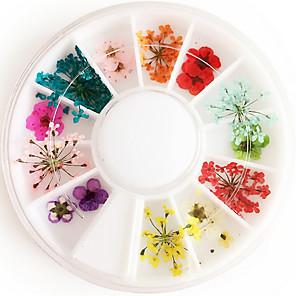ieftine Îngrijire Unghii-1 pcs Nail Art Design Floare / Modă Zilnic