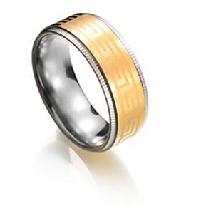 ieftine Inele-Bărbați Pentru cupluri Inele Cuplu Oțel titan Personalizat Modă Petrecere Zilnic Bijuterii