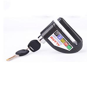 ieftine Accesorii GoPro-motocicletă disc de securitate anti hoț de accelerație blocare blocare lanț de alarmă