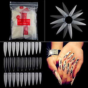 ieftine Îngrijire Unghii-500 pcs Nail Art Design Modă Zilnic
