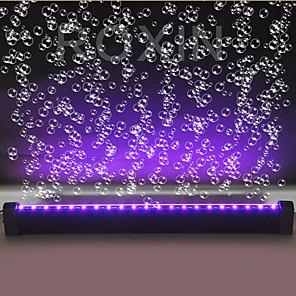 ieftine Benzi Luminoase-Lumina de acvariu Lumină LED Lumina rezervorului de pește Multicolor Telecomandă Hârtie Reciclabilă Plastic / 220-240 V / #