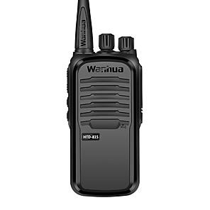 ieftine Acțibilde de Decorațiuni-wanhua Portabil  / Analog Monitorizare >10KM >10KM 16 3500 mAh 6 W Statie emisie-receptie Radio cu două căi