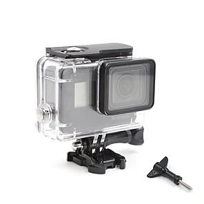 זול מצלמות ספורט ומיני-מגןתושבת עמידה במים עמיד במים 1 pcs ל מצלמת פעולה Gopro 5 צלילה גלישה סקי
