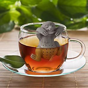 ieftine Ustensile Ceai-Strecurătoare Novelty Cadou Pentru Zilnic Cafeniu Ceai Silicon