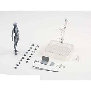 ieftine Microscop & Lupă-Modelul de afișare Jucărie de Construit & Model PVC