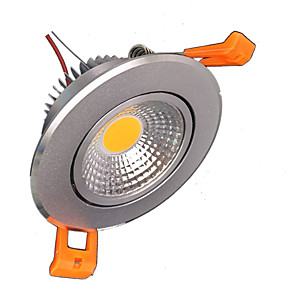 ieftine Becuri LED Corn-ZDM® 1 buc 5 W Spoturi LED 500-600 lm 1 LED-uri de margele COB Decorativ Alb Cald Alb Rece 85-265 V / 1 bc / RoHs