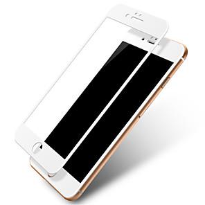 ieftine Protectoare Ecran de iPhone 6s / 6-AppleScreen ProtectoriPhone 6s High Definition (HD) Ecran Protecție Față 1 piesă Sticlă securizată / iPhone 6s / 6 / 9H Duritate / 2.5D Muchie Curbată / La explozie