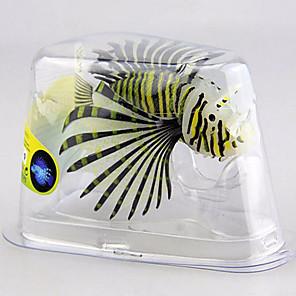 ieftine Cârlige Pescuit-Decorațiune pentru Acvariu Pește Artificial Ne-Toxic & Fără Gust Silicon