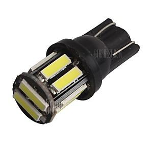 ieftine Lumini de Rulare Zi-T10 Mașină Becuri 5W SMD LED 400lm LED Lumini exterioare