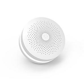 povoljno Sigurnosni senzori-originalni xiaomi mijia verzija za nadogradnju pametni dom wifi daljinski upravljač višenamjenski alarm sigurnosti bežični prekidač pir senzor pokreta dva pametna kontrolna centra rad sa pametnim senz