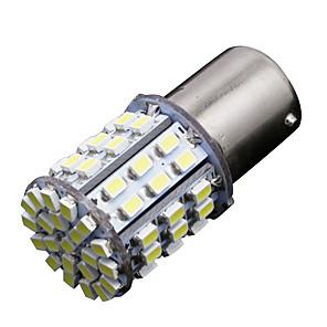 billige LED Bil Pærer-otolampara 1 stk 1156 bilpærer 3w smd 3020 400 lm 64 led super lyse blinklys til universal