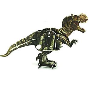 ieftine Carcase iPhone-Puzzle 3D Puzzle Lemn Modele de Lemn Dinosaur 1 pcs Pentru copii Adulți Băieți Fete Jucarii Cadou
