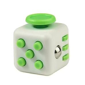 ieftine Papetărie-fidget cub deget mână top magic stoarce puzzle cub lucru clasă acasă edc adăuga adhd anti anxietate stres reliever mată suprafață magie cuburi stres relief ramdon culoare