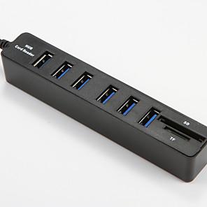 ieftine Huburi & switch-uri USB-0,8M (2.6Ft) Înaltă Viteză OTG Κανένα