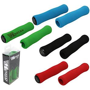 ieftine Ghidon & Mânere & Suport-Grip Ghidon Bicicletă Pentru Bicicletă șosea Bicicletă montană Ciclism Rosu Verde Albastru 1 pair