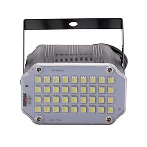 ieftine Lumini LED de Scenă-U'King 10 W Lumini LED Scenă Ajustabil / Ușor de Instalat / Activare-Sunet Alb Rece 110-240 V LED-uri de margele / 1 bc / RoHs / CE / FCC