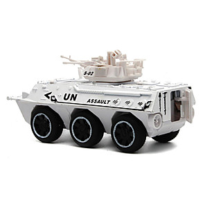 cheap Display Models-Pull Back Vehicle Military Vehicle Tank Toy Gift / Metal